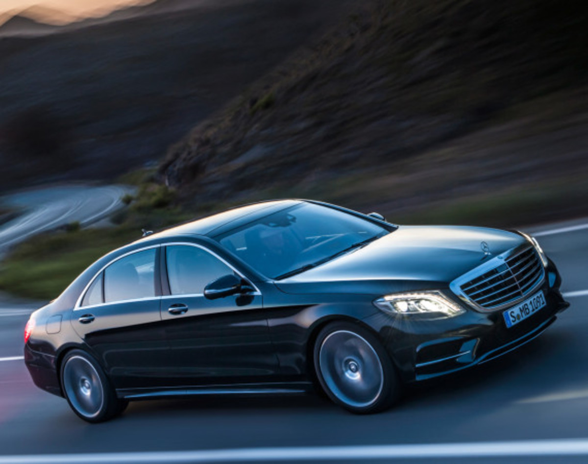 2014 Mercedes-Benz S-Class - New Flagship Model To Redefine Luxury - 26