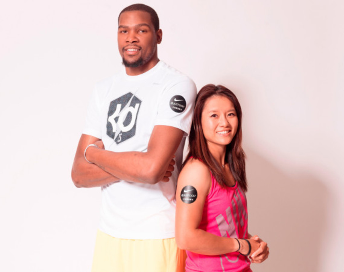 Nike Summer Nights Shanghai - Opening Ceremony with Kevin Durant and Li Na - 0