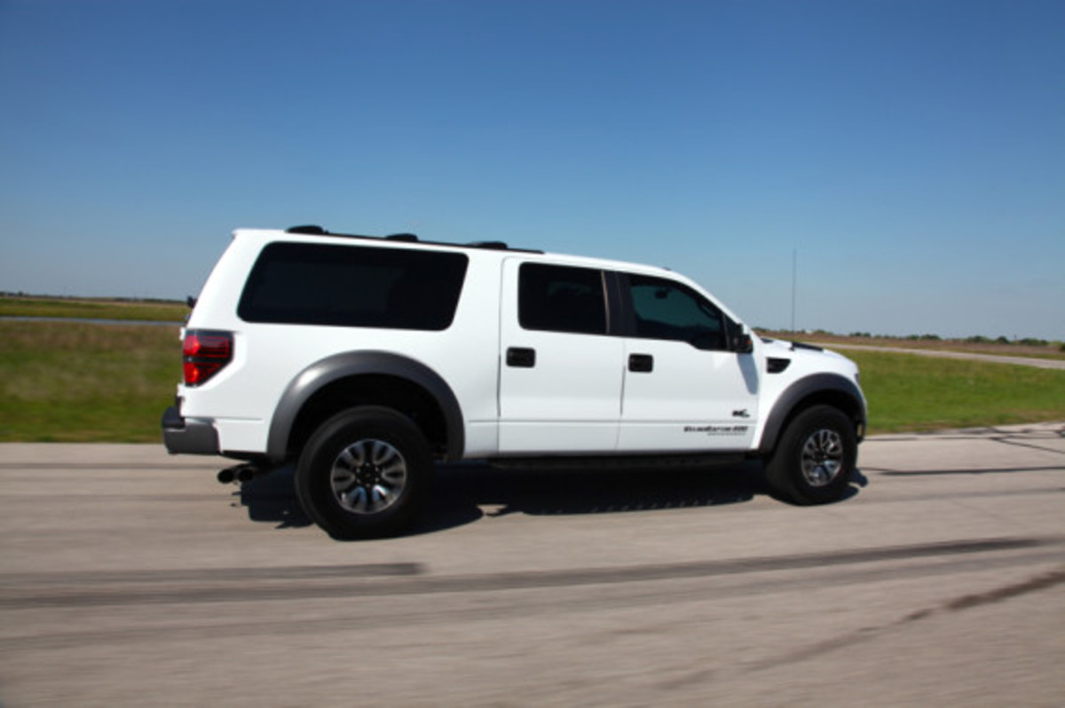 2013 Ford VelociRaptor SUV | Tuned by Hennessey Performance - 24