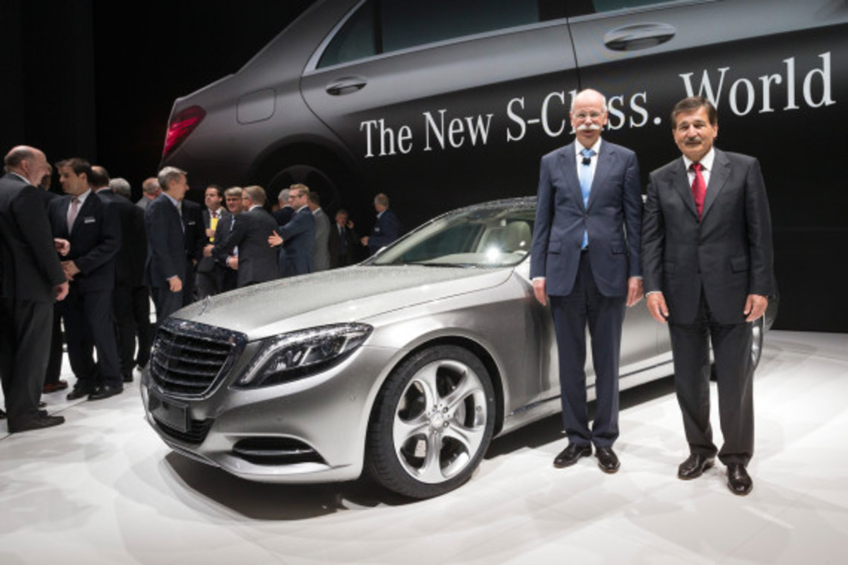 2014 Mercedes-Benz S-Class - New Flagship Model To Redefine Luxury - 42