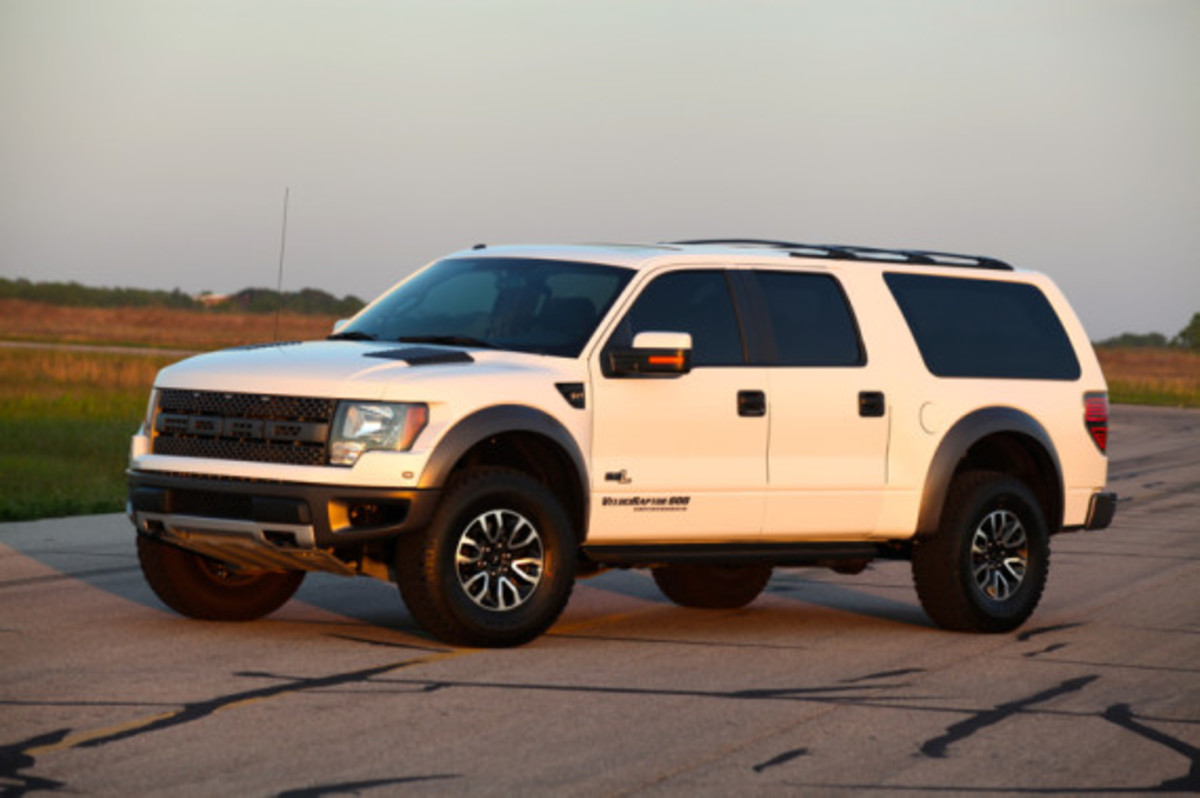 2013 Ford VelociRaptor SUV | Tuned by Hennessey Performance - 19