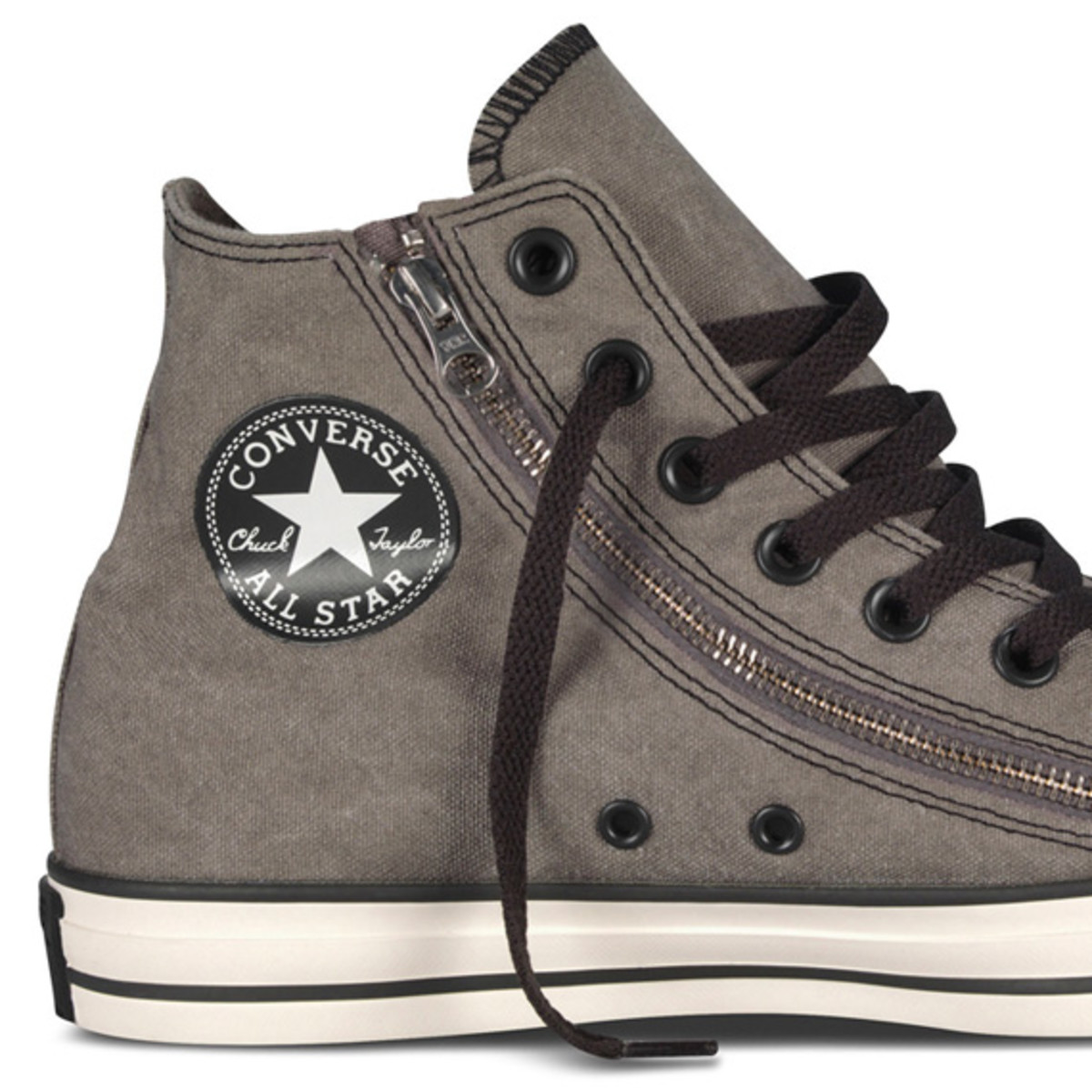 CONVERSE Chuck Taylor All Star Double Zip - Fall 2013 Collection - 2
