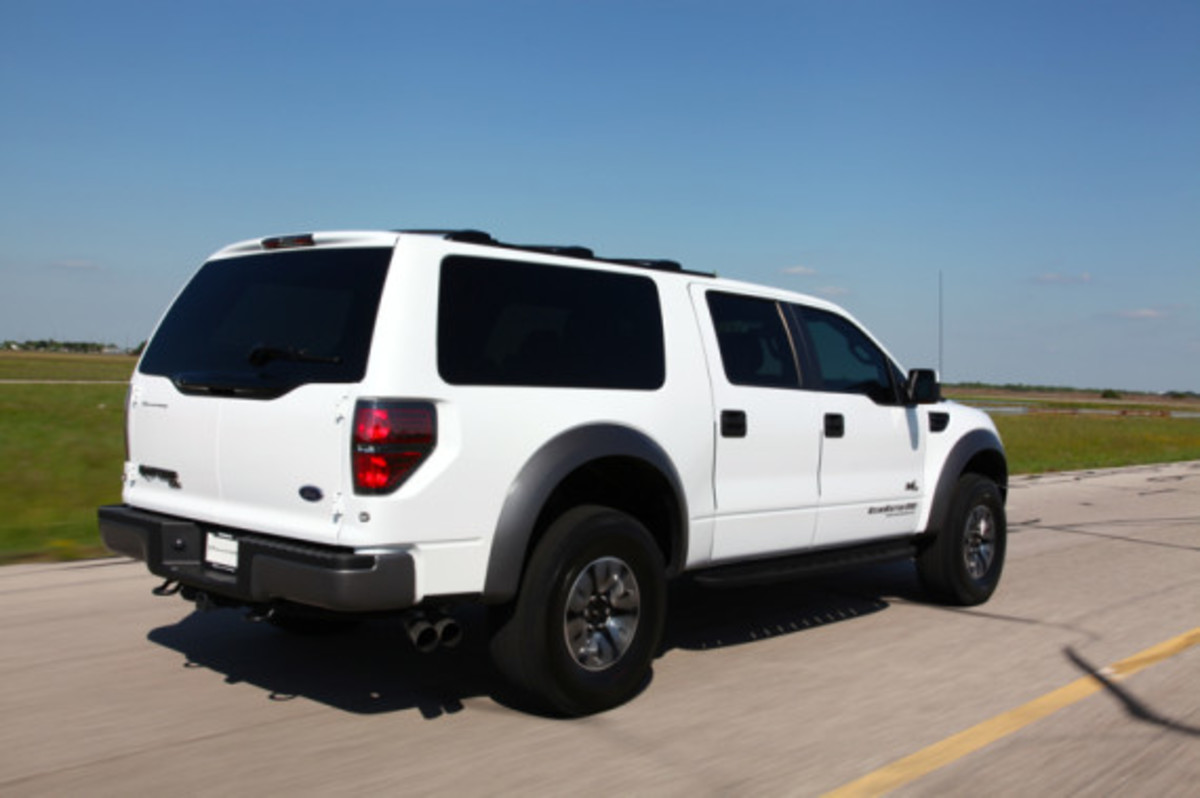 2013 Ford VelociRaptor SUV | Tuned by Hennessey Performance - 25