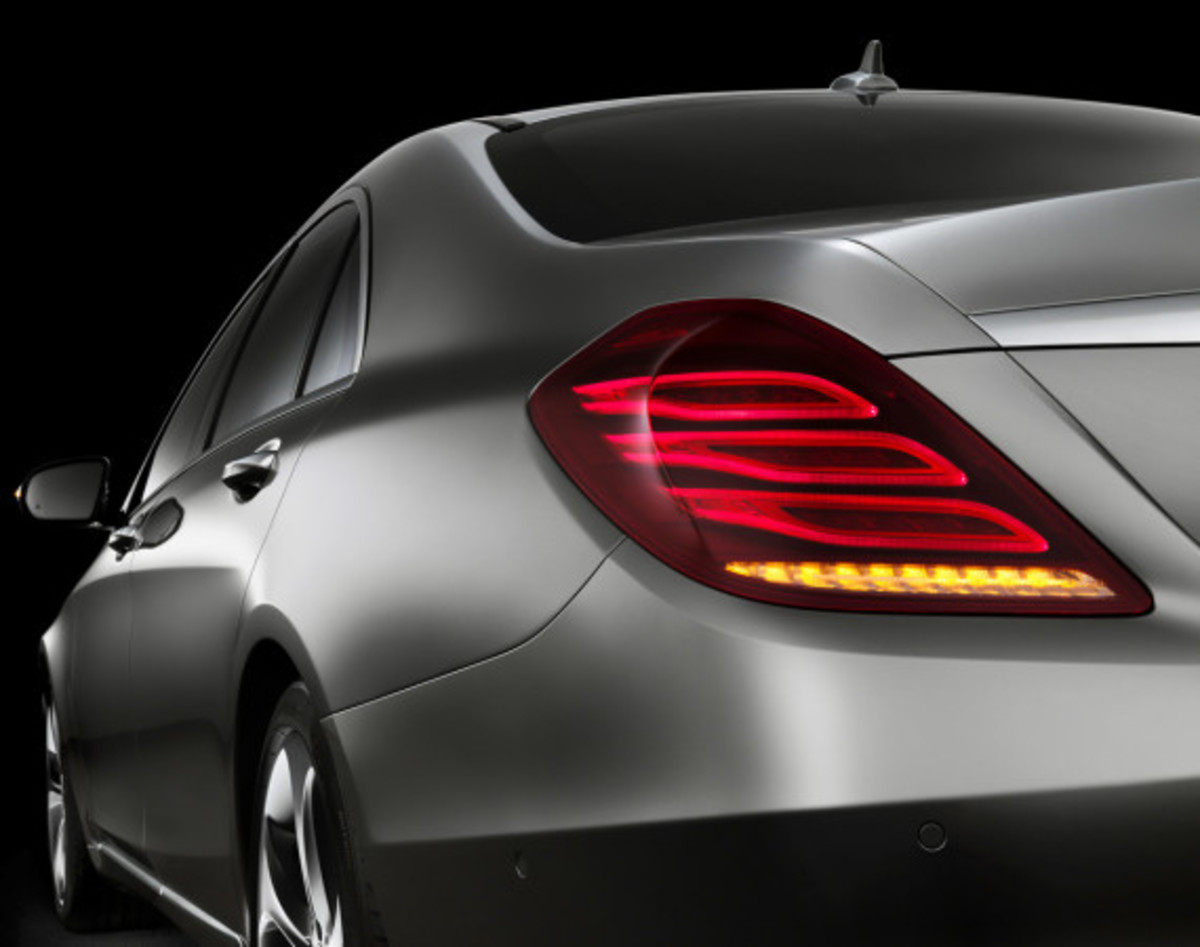 2014 Mercedes-Benz S-Class - New Flagship Model To Redefine Luxury - 7