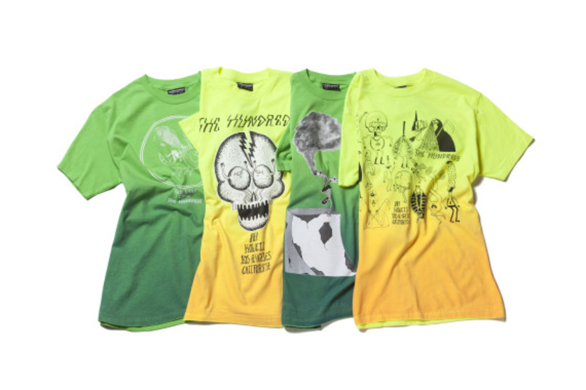 The Hundreds x Jay Howell - Collaboration Collection - 16