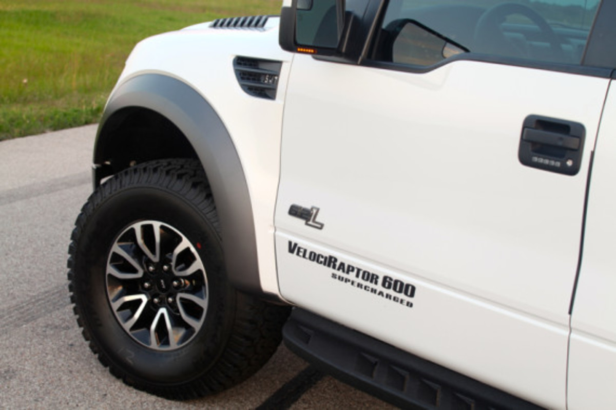 2013 Ford VelociRaptor SUV | Tuned by Hennessey Performance - 7