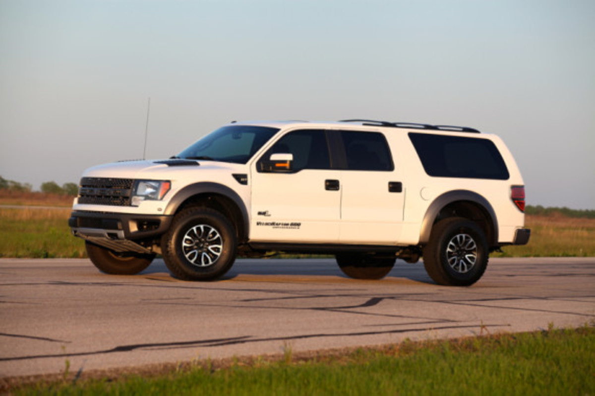 2013 Ford VelociRaptor SUV | Tuned by Hennessey Performance - 23