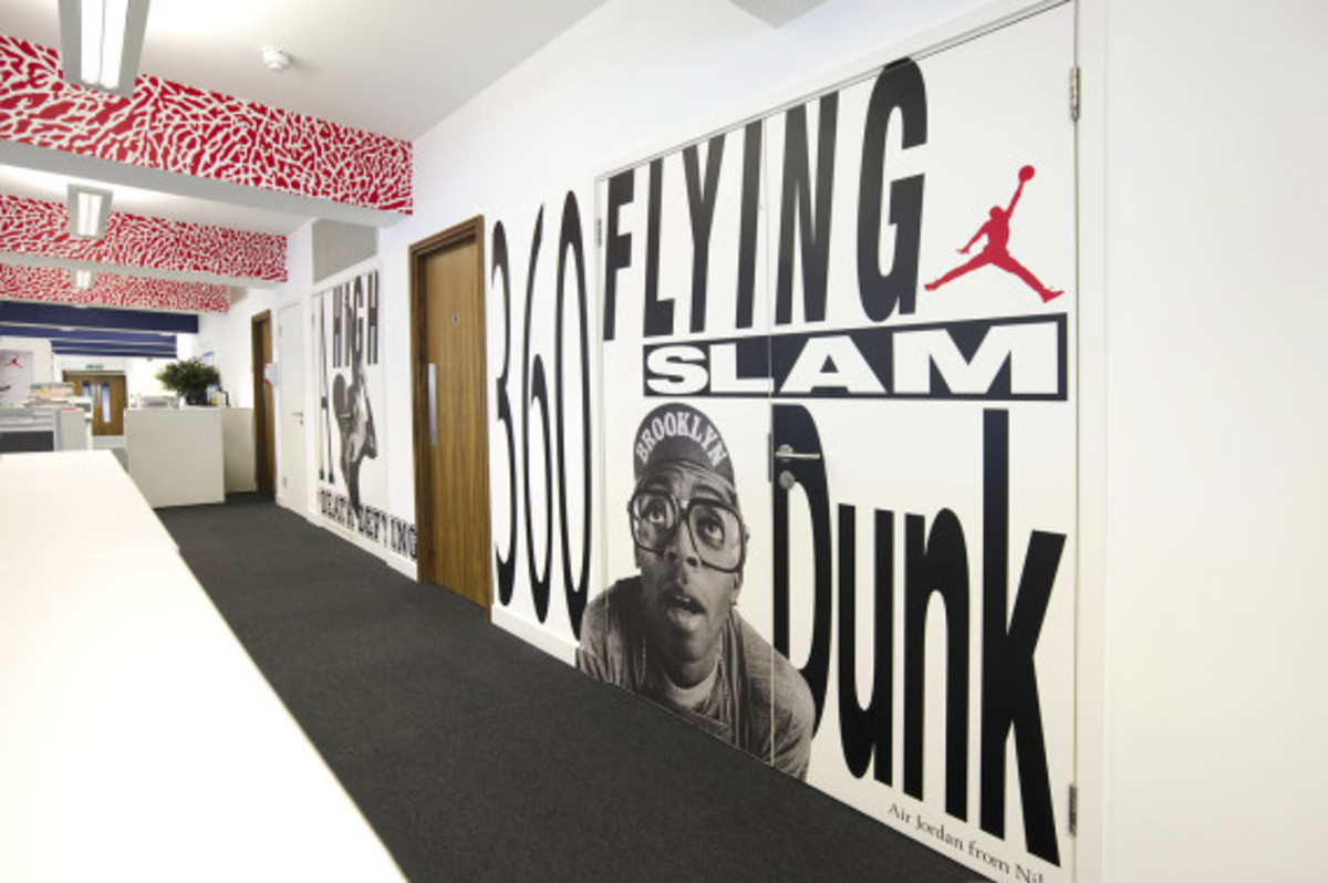 Nike UK Headquarters - Newly Redesigned By Rosie Lee - 10