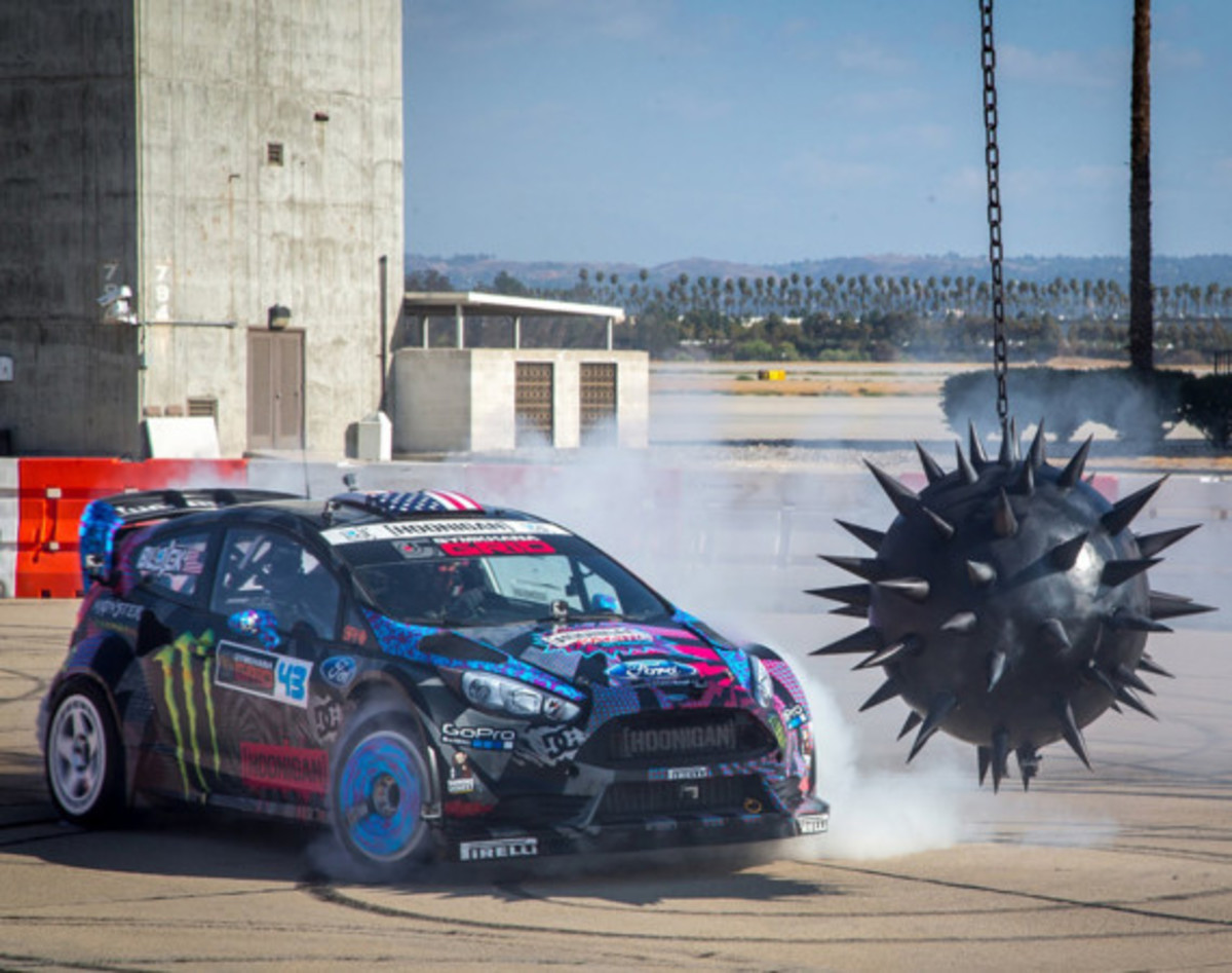 Need For Speed x Ken Block - Gymkhana SIX: Ultimate Grid Course | Video - 0