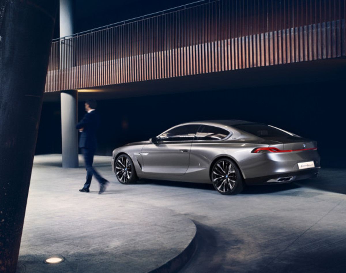 BMW Pininfarina Gran Lusso Coupé - Officially Unveiled - 7