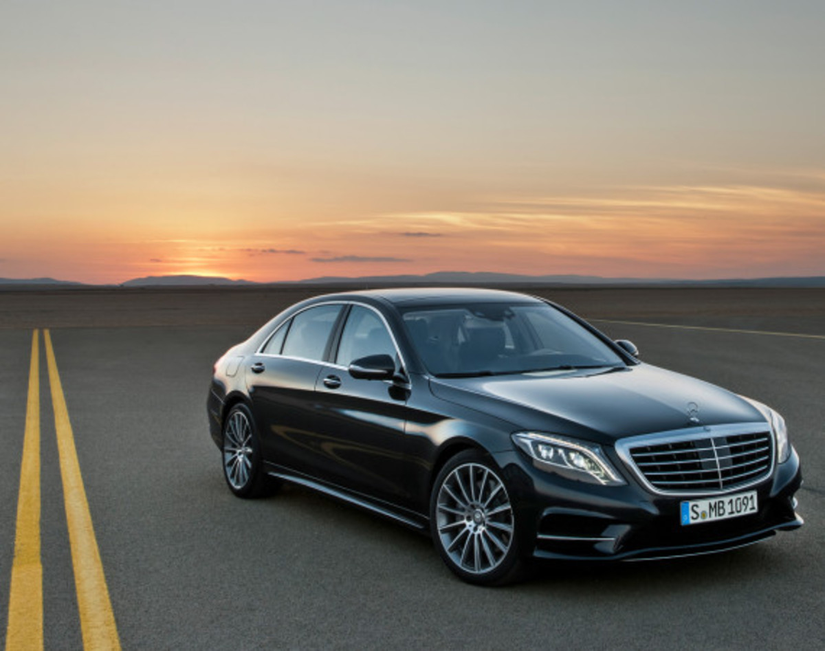 2014 Mercedes-Benz S-Class - New Flagship Model To Redefine Luxury - 49