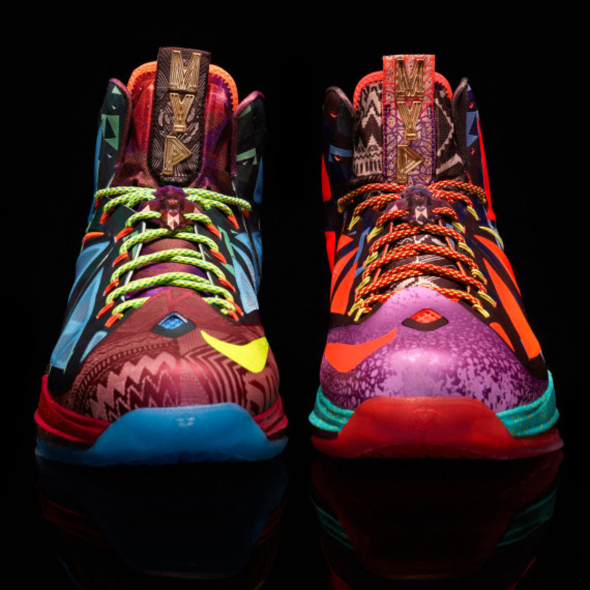 "Nike LeBron X ""MVP"" – Celebrating LeBron James' 4th NBA Most Valuable Player Award - 0"