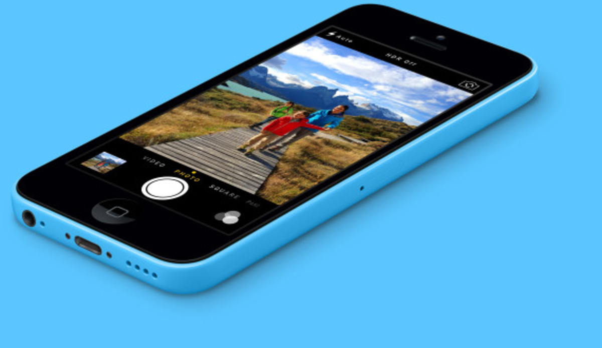 Apple iPhone 5C - Officially Unveiled - 2