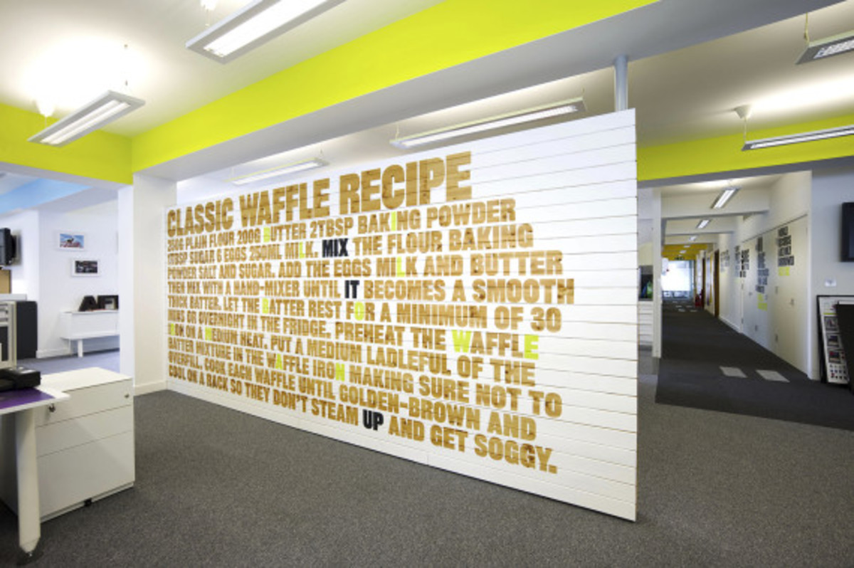 Nike UK Headquarters - Newly Redesigned By Rosie Lee - 43