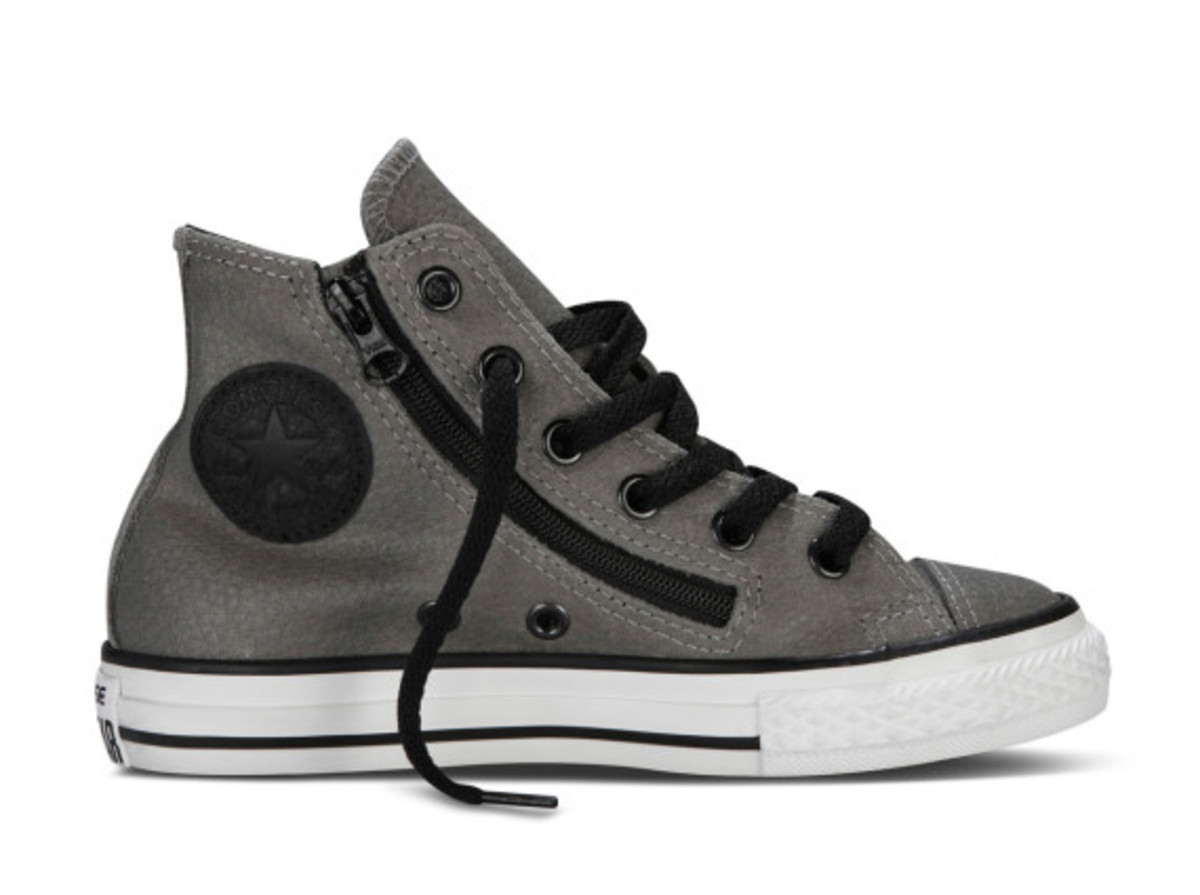 CONVERSE Chuck Taylor All Star Double Zip - Fall 2013 Collection - 3