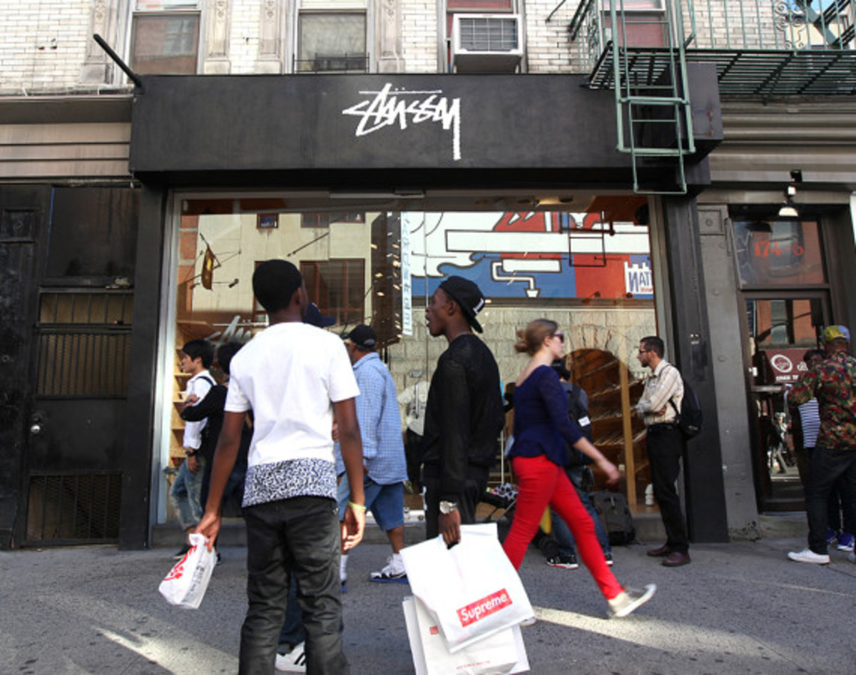Stussy NYC x Kevin Lyons - Product Launch Party | Event Recap - 2