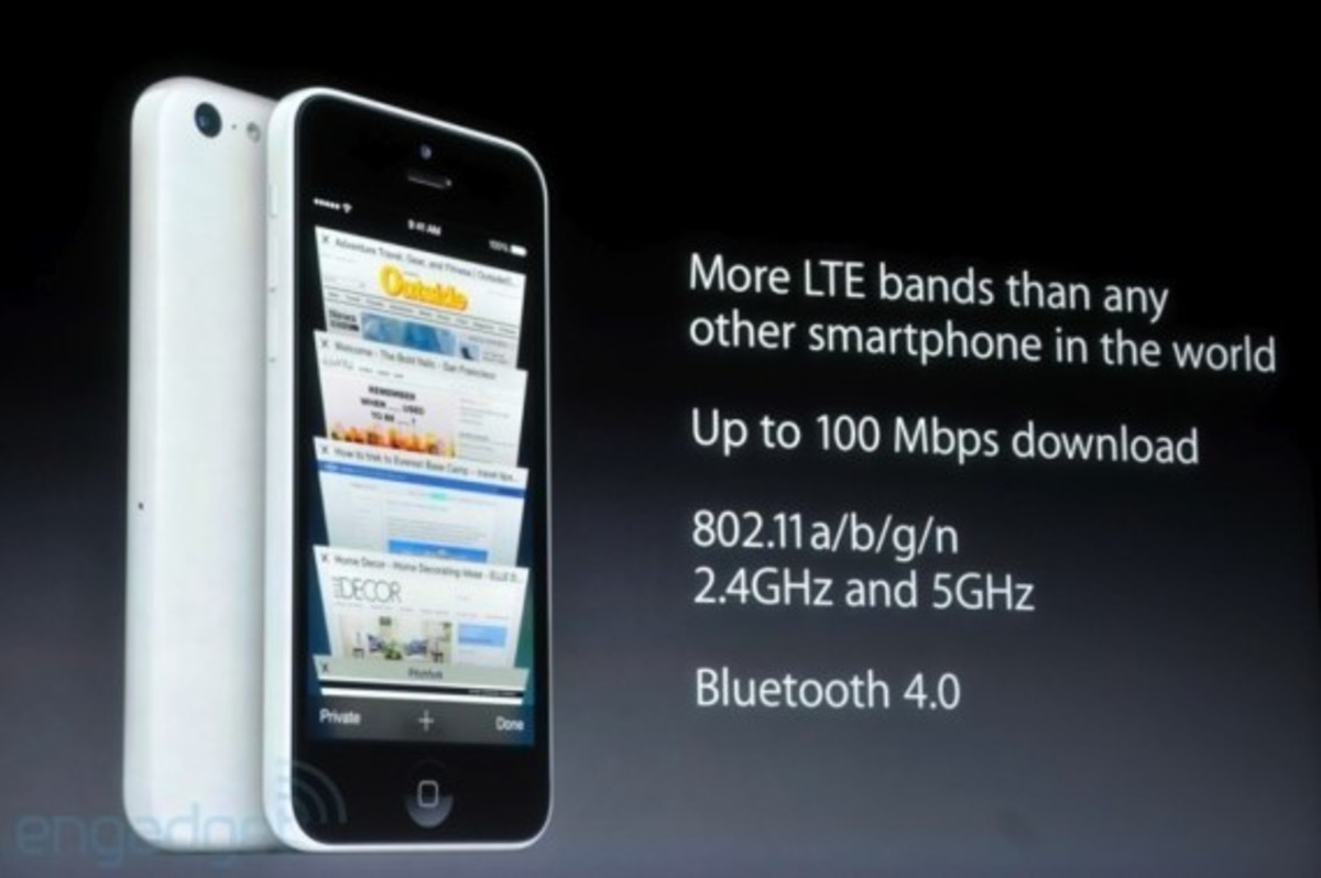 Apple iPhone 5C - Officially Unveiled - 24