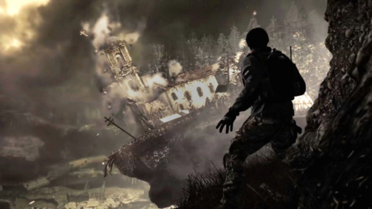 Call of Duty: Ghosts - Official Reveal Trailer | Video - 1