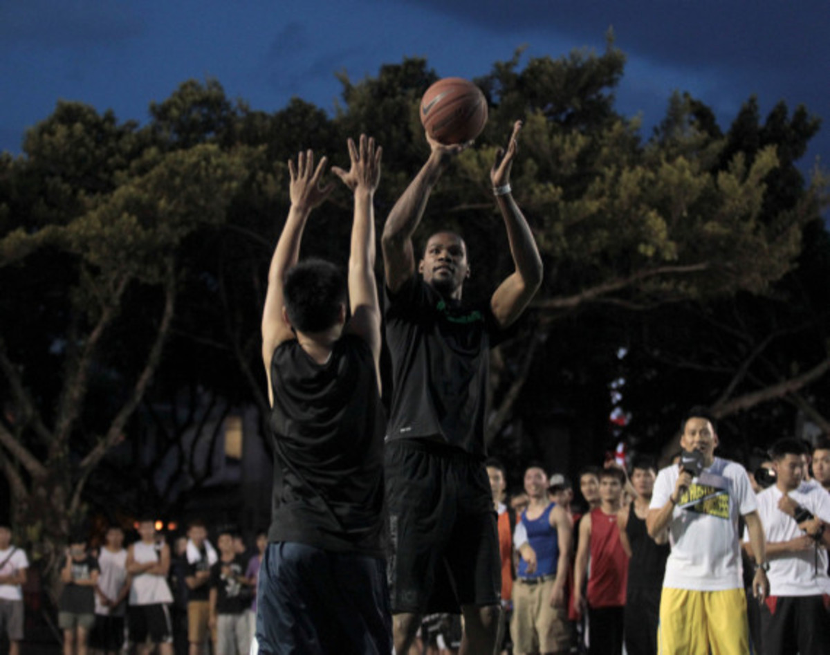 Nike Basketball Summer Nights 2013 with Kevin Durant | Event Recap - 13