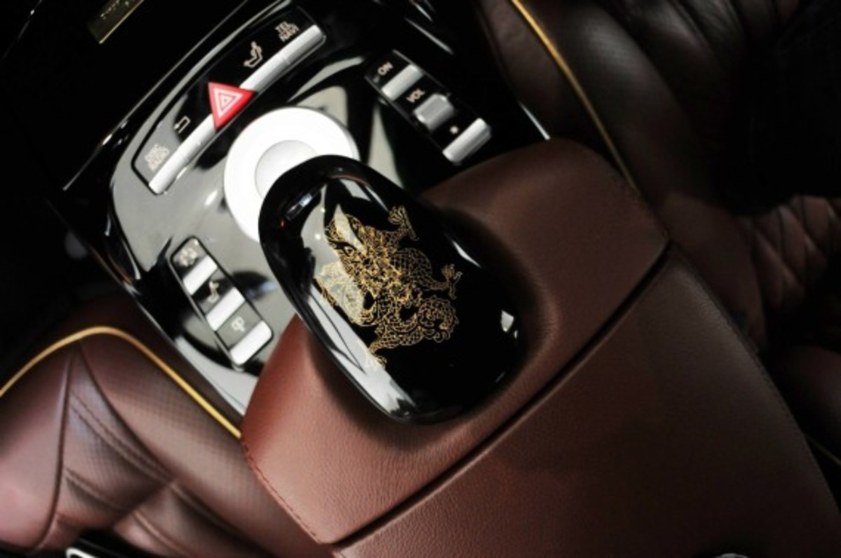 2014 Mercedes-Benz S600 – 60 S Dragon Edition | By BRABUS - 17