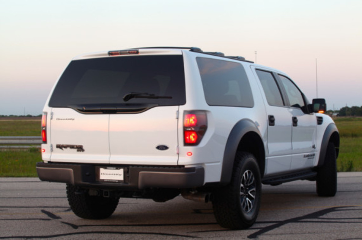 2013 Ford VelociRaptor SUV | Tuned by Hennessey Performance - 9