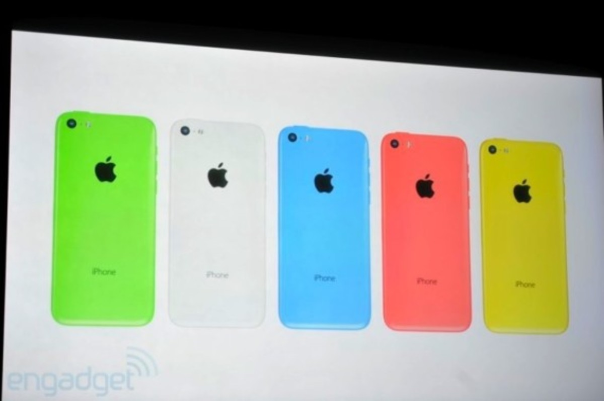 Apple iPhone 5C - Officially Unveiled - 18