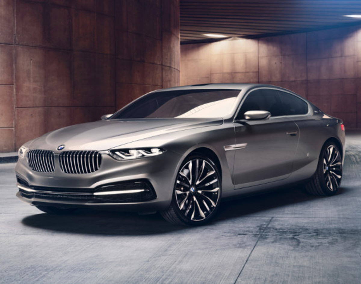 BMW Pininfarina Gran Lusso Coupé - Officially Unveiled - 0