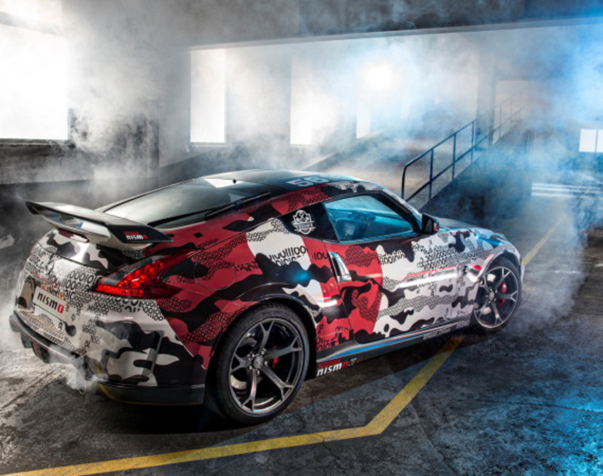 Nissan 370Z Nismo to join in 2013 Gumball 3000 Rally - 3