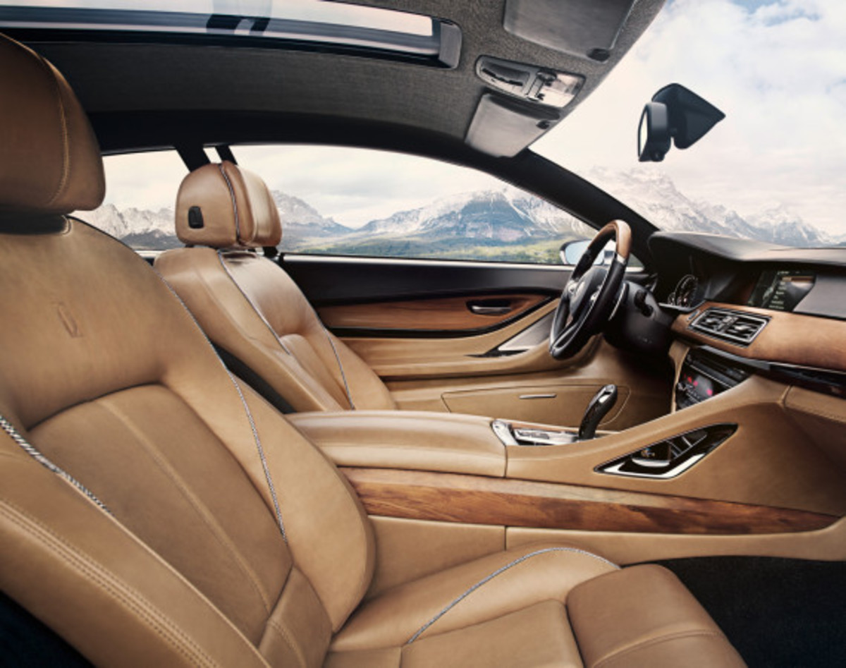 BMW Pininfarina Gran Lusso Coupé - Officially Unveiled - 34