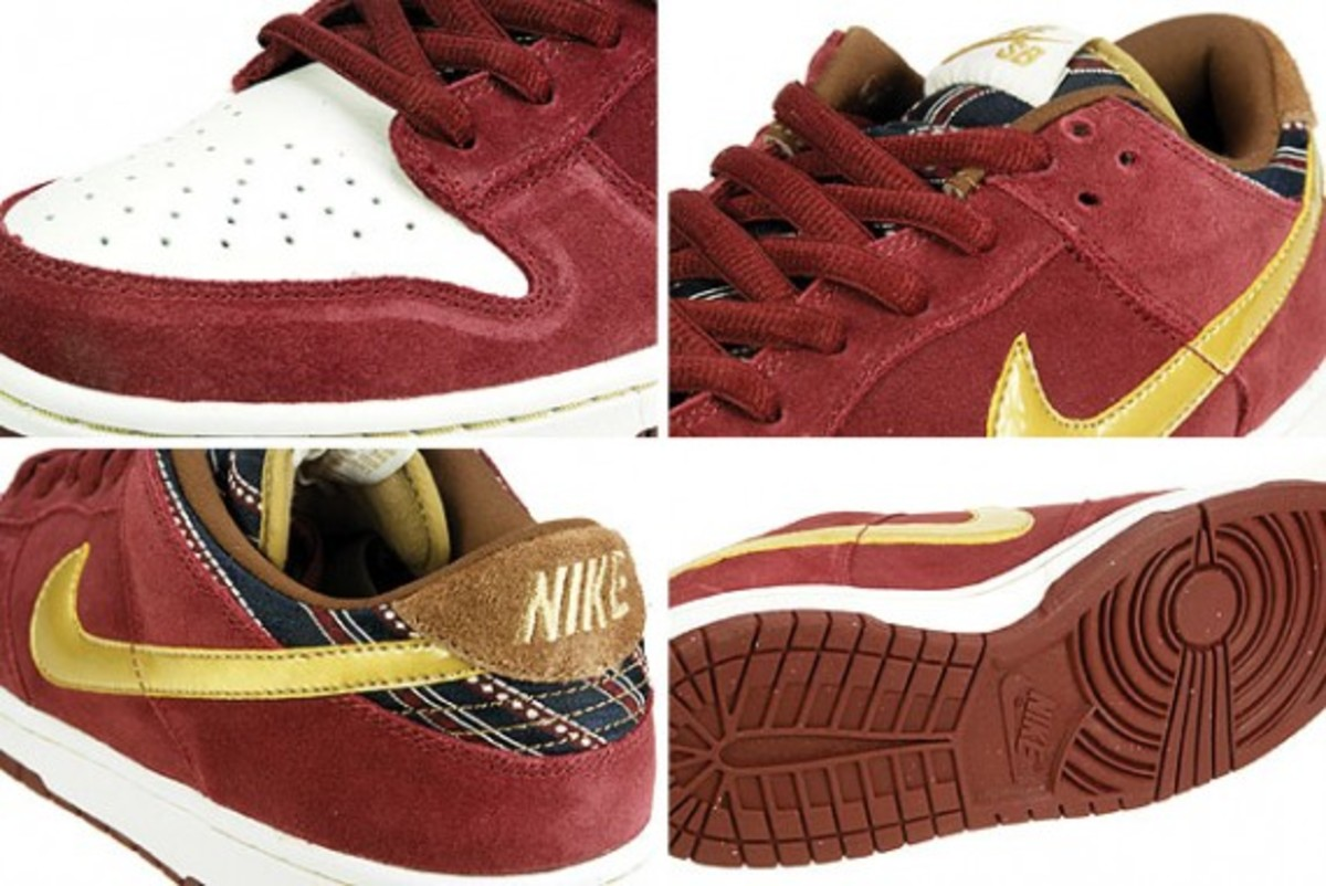 discount sale lace up in classic Nike SB Dunk Low Pro - Will Ferrell - Anchorman - Freshness Mag
