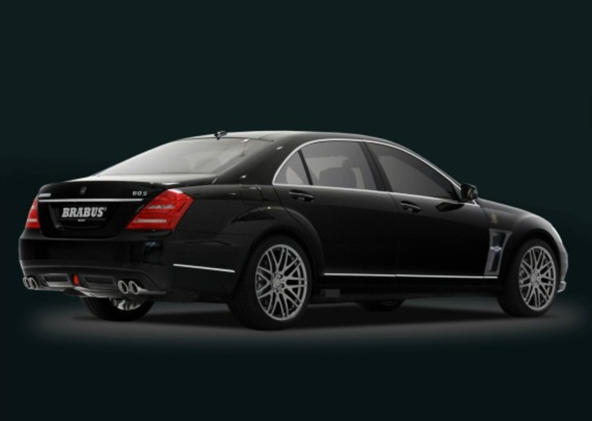 2014 Mercedes-Benz S600 – 60 S Dragon Edition | By BRABUS - 23