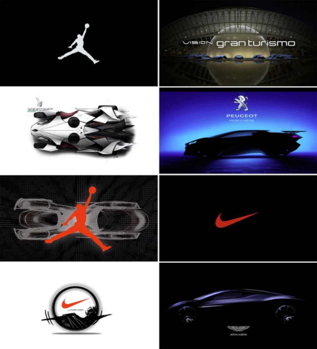 Nike & Jordan Brand To Unveil Concept Car Designs on Gran Turismo 6 | Video - 0