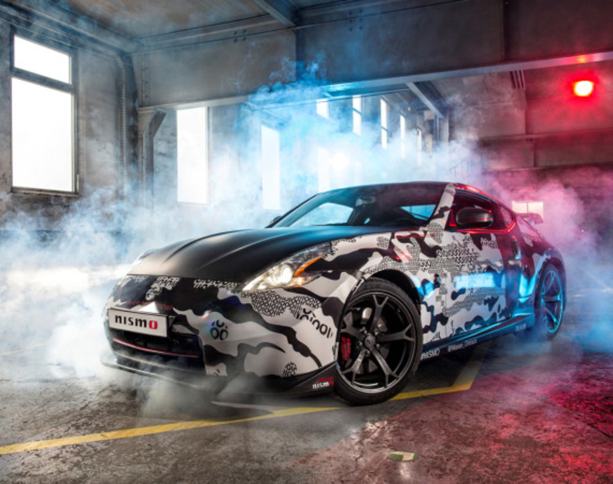 Nissan 370Z Nismo to join in 2013 Gumball 3000 Rally - 1