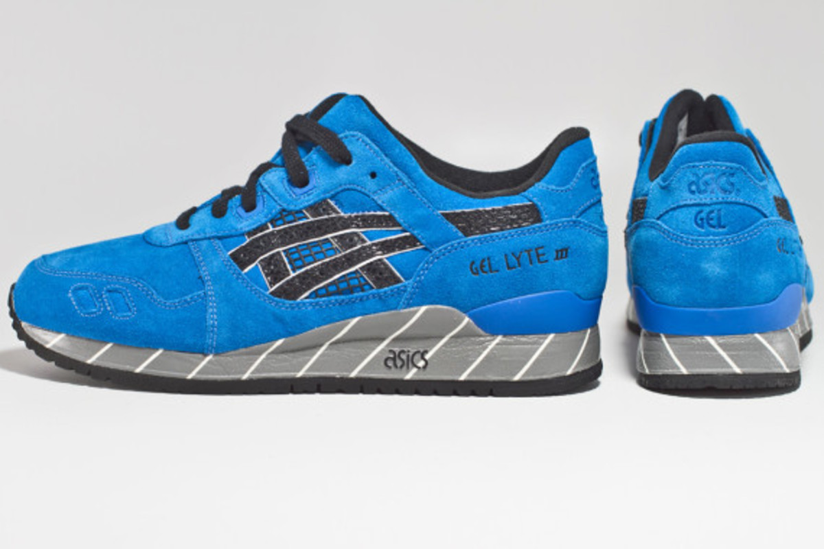 """EXTRA BUTTER x ASICS Gel Lyte III – """"Copperhead"""" 