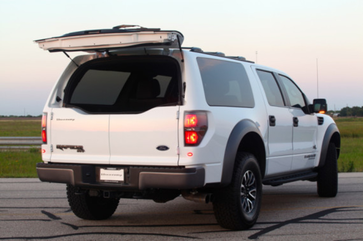 2013 Ford VelociRaptor SUV | Tuned by Hennessey Performance - 10