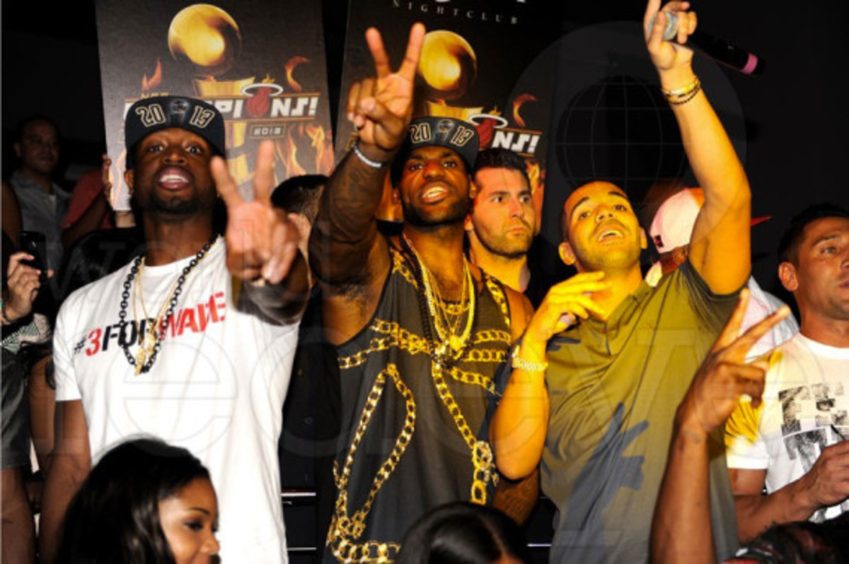 Miami Heat - 2013 NBA Championship After Party at STORY | Event Recap - 23