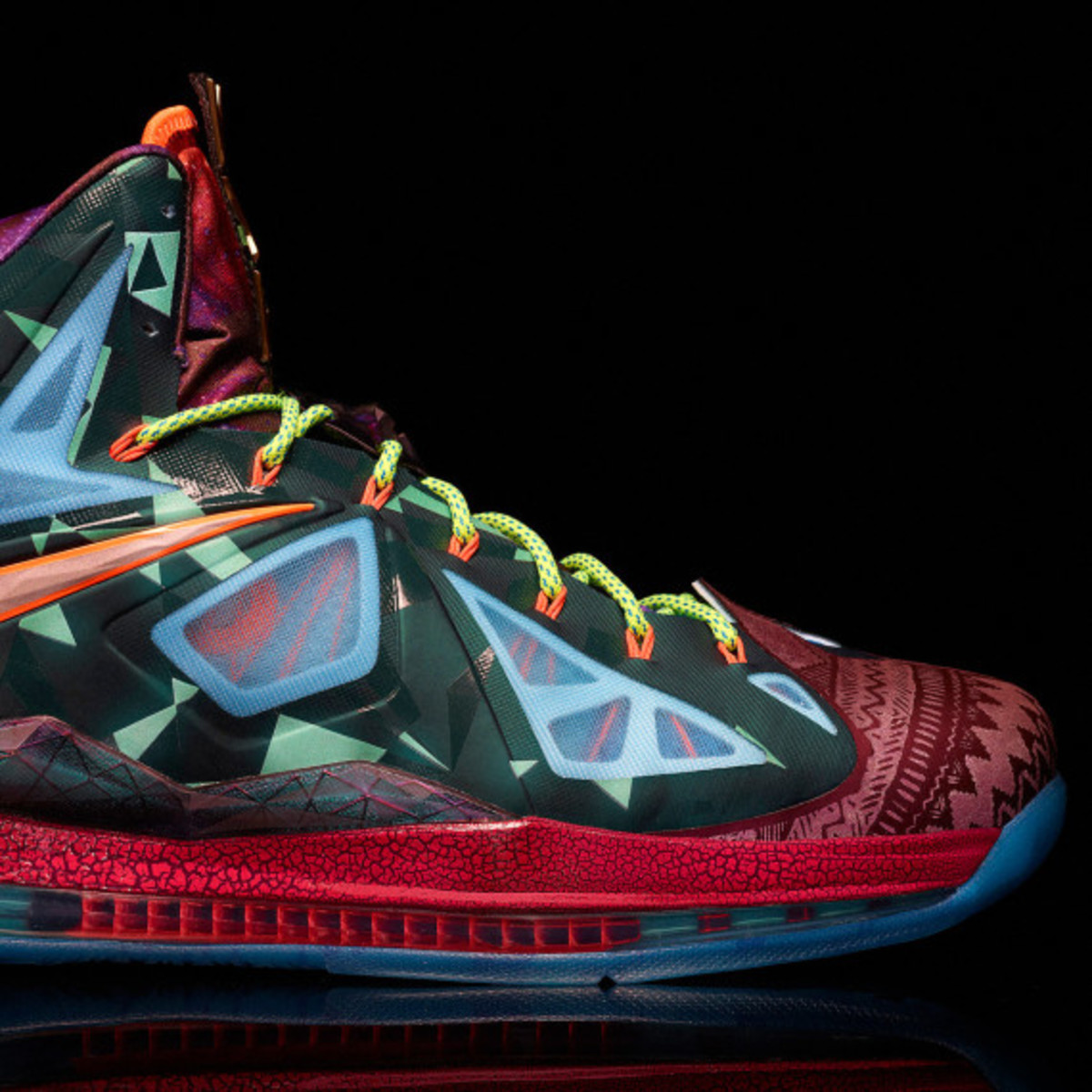 "Nike LeBron X ""MVP"" – Celebrating LeBron James' 4th NBA Most Valuable Player Award - 13"