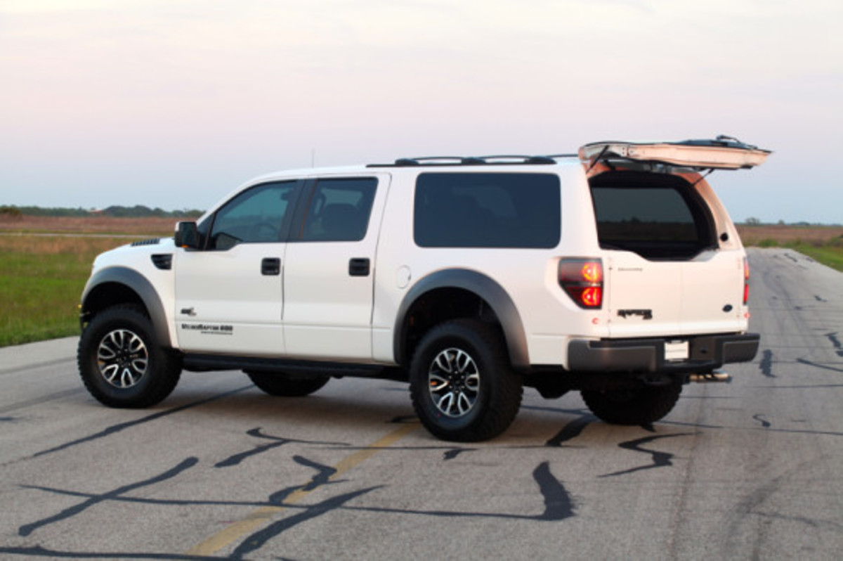 2013 Ford VelociRaptor SUV | Tuned by Hennessey Performance - 13