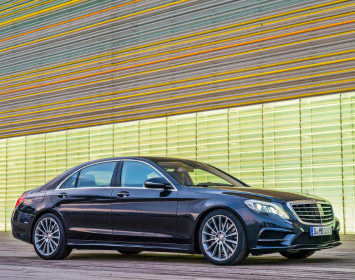 2014 Mercedes-Benz S-Class - New Flagship Model To Redefine Luxury - 47