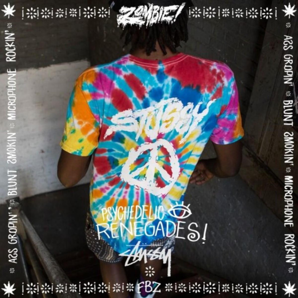 Stussy X Flatbush Zombies Capsule Collection Freshness Mag