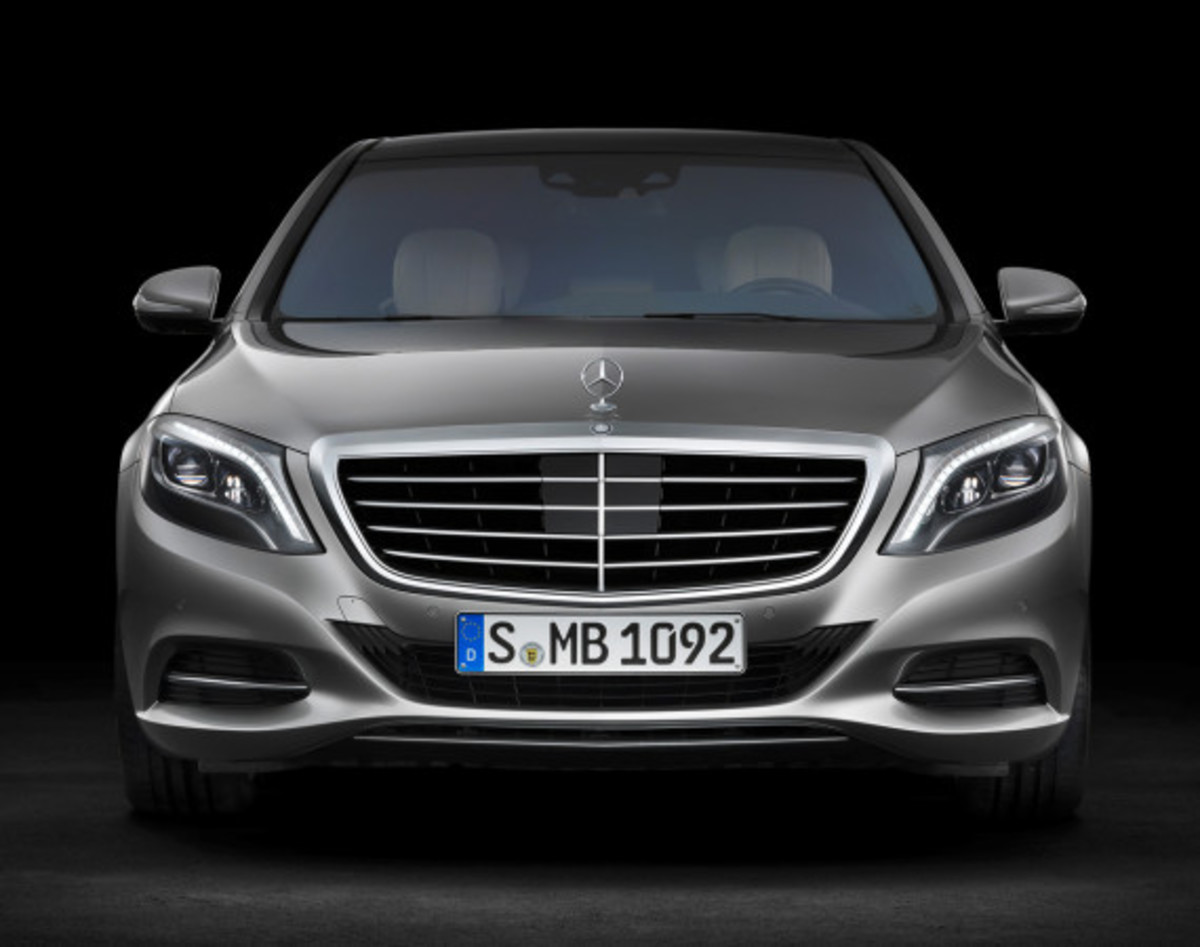2014 Mercedes-Benz S-Class - New Flagship Model To Redefine Luxury - 0