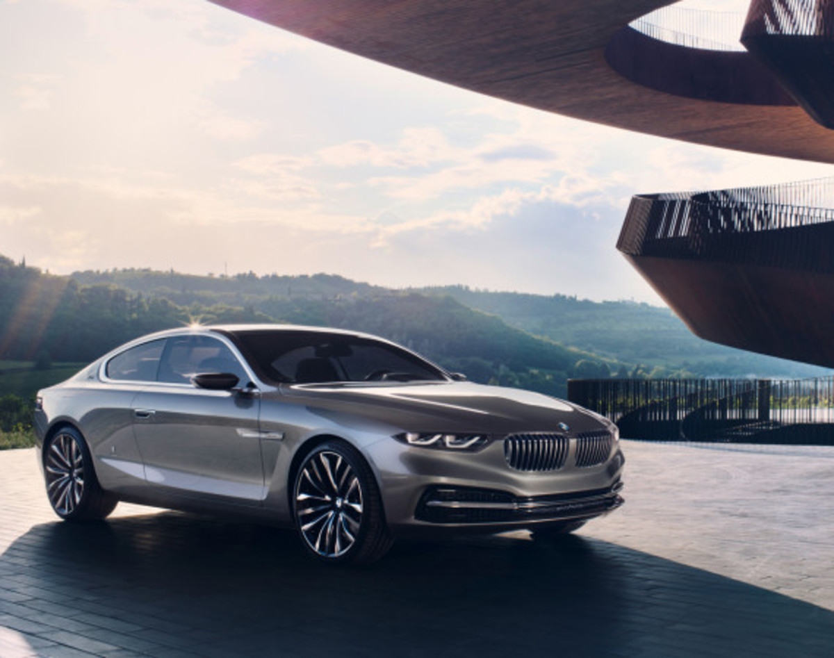 BMW Pininfarina Gran Lusso Coupé - Officially Unveiled - 16