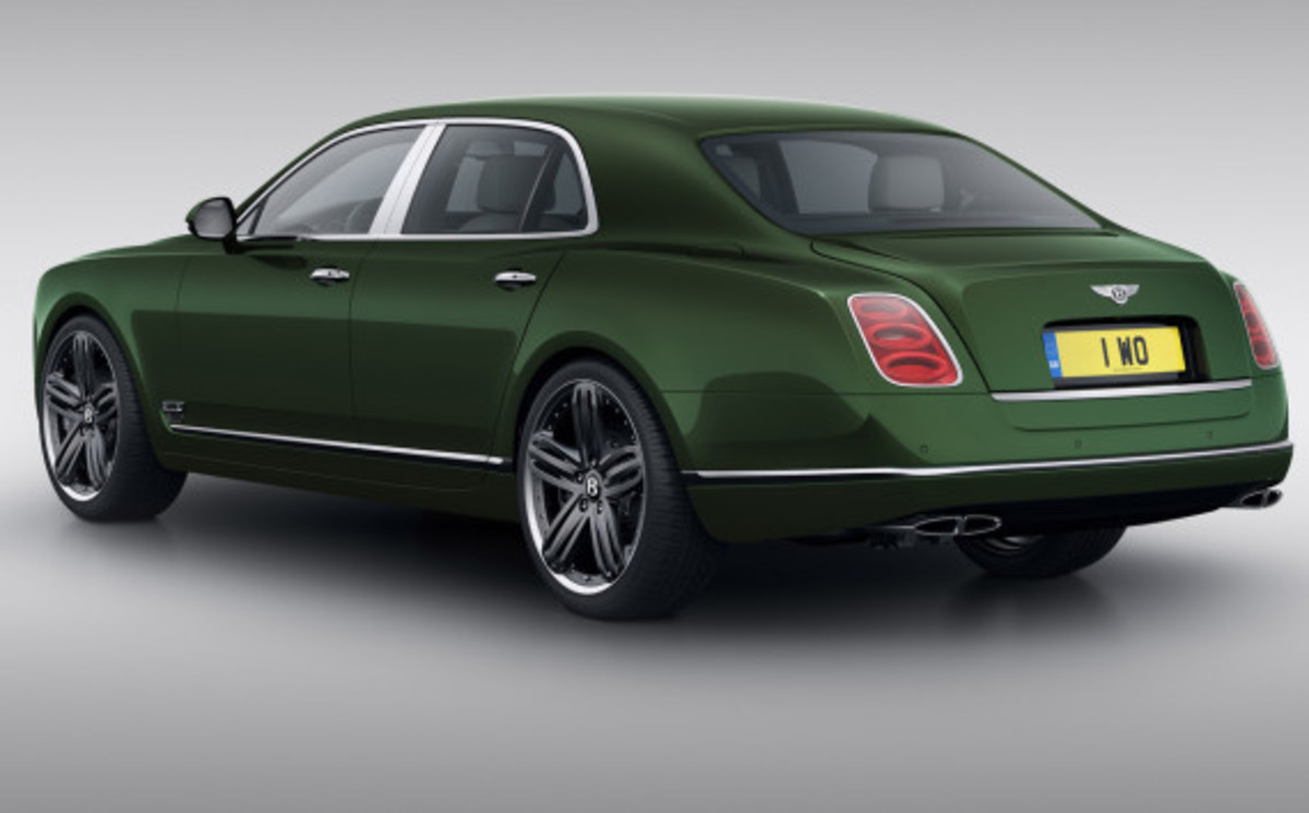 Bentley Announces Le Mans Limited Edition Models - 23