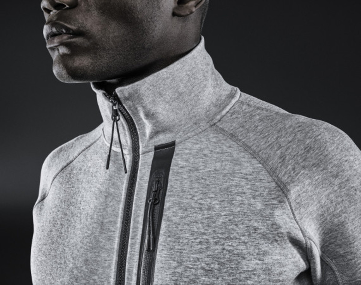 Nike Sportswear Tech Fleece Collection - Tech Fleece Crew. undefined 25da0656cb67