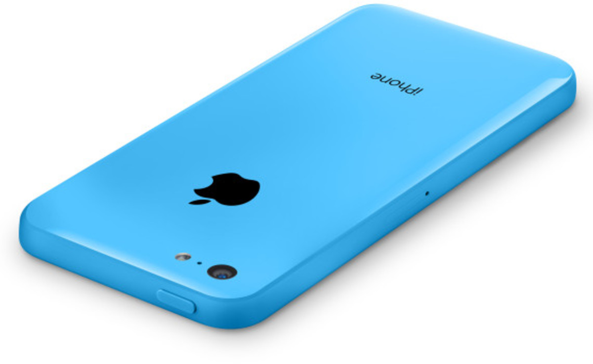 Apple iPhone 5C - Officially Unveiled - 3