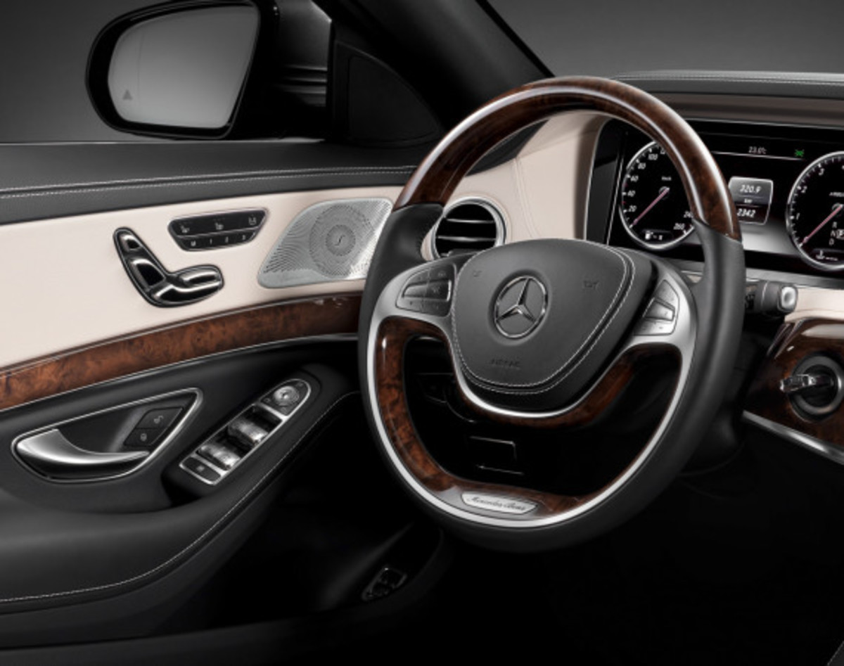 2014 Mercedes-Benz S-Class - New Flagship Model To Redefine Luxury - 15