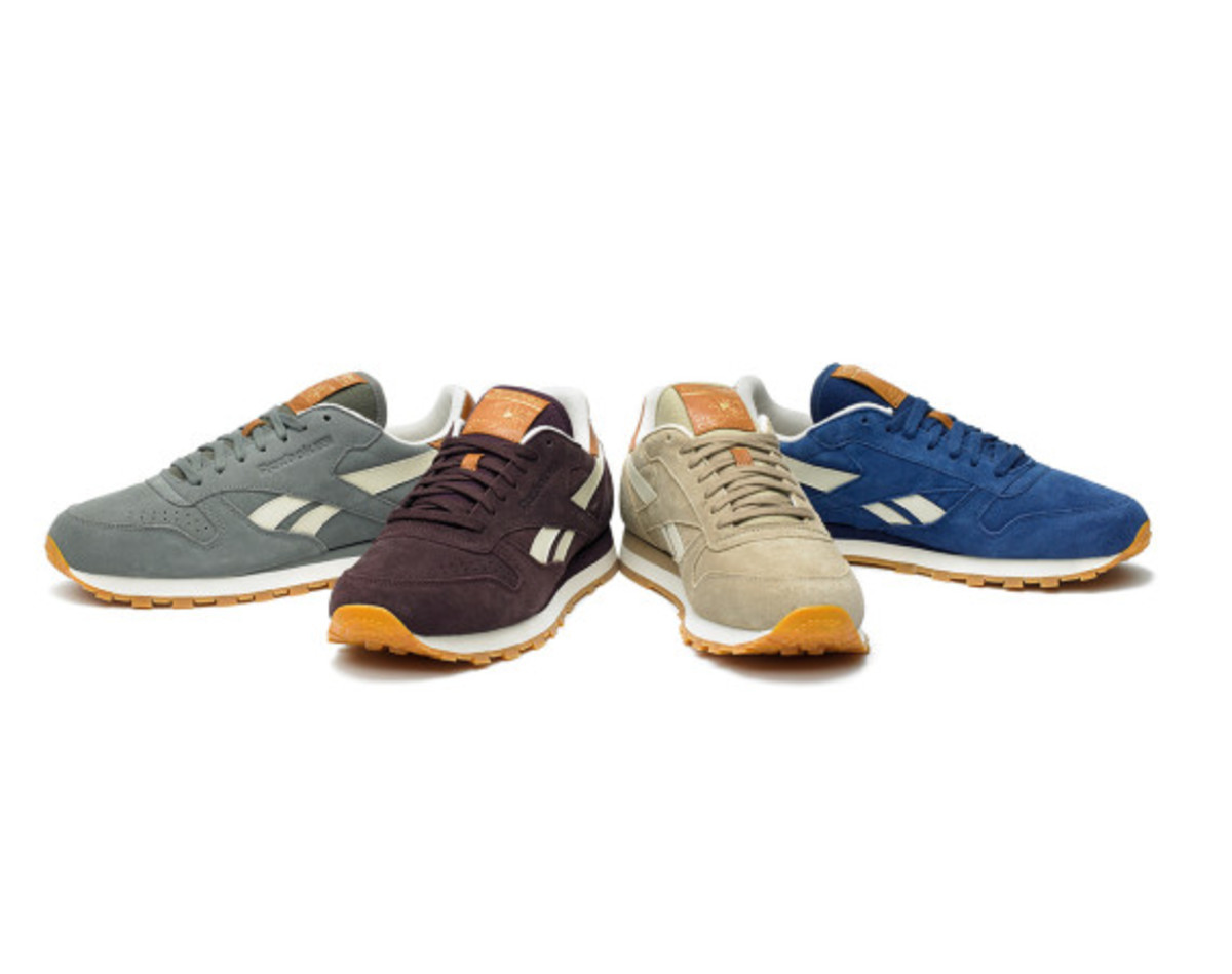 Reebok Classic Leather Suede - Summer 2013 Pack - 0