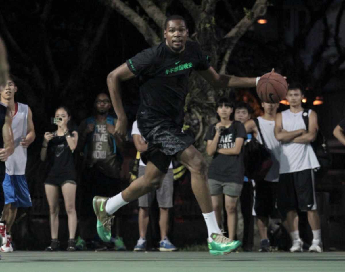 Nike Basketball Summer Nights 2013 with Kevin Durant | Event Recap - 12