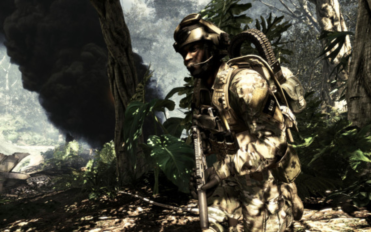 Call of Duty: Ghosts - Official Reveal Trailer   Video - 4