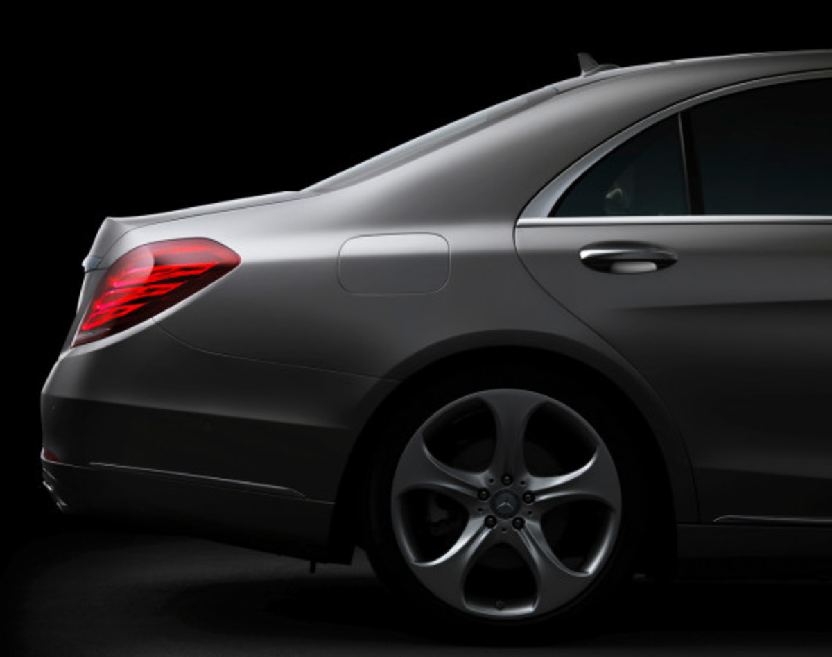 2014 Mercedes-Benz S-Class - New Flagship Model To Redefine Luxury - 5